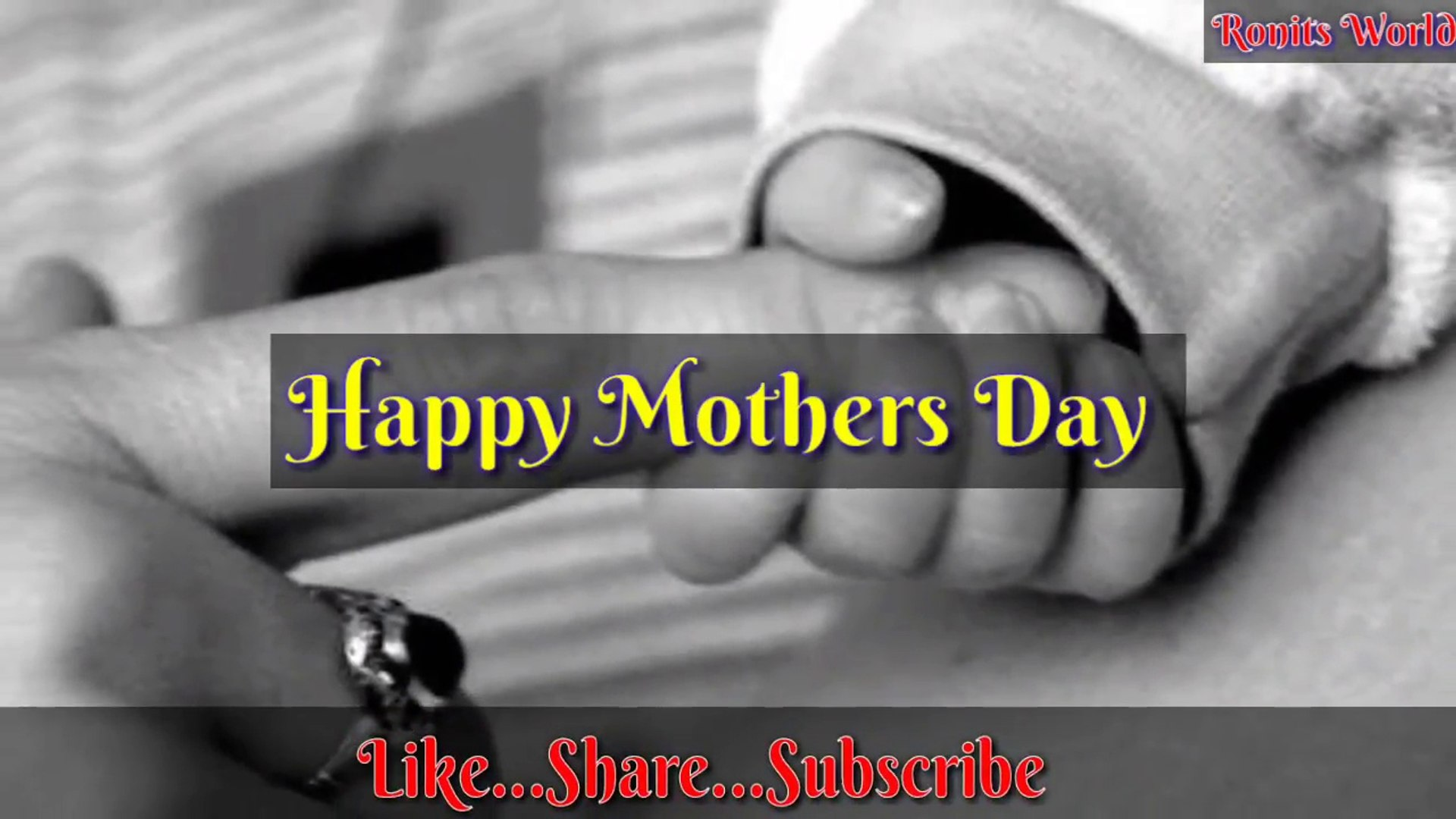Mothers Day Special Whatsapp Status Video || Happy Mothers Day