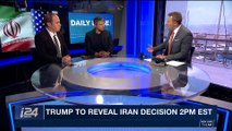 DAILY DOSE | A history of Trump statements on Iran nuke deal | Tuesday, May 8th 2018