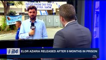 DAILY DOSE | Elor Azaria released after 9 months in prison | Tuesday, May 8th 2018