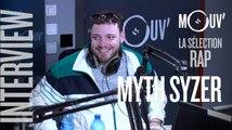 """MYTH SYZER : """"PNL a ouvert des horizons mélodiques dans le rap français"""" #SELECTIONRAP"""