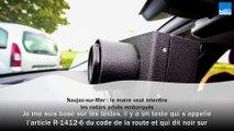 Gironde : le maire de Naujac-sur-Mer prend un arrêté contre les radars embarqués privés