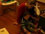 Petits jeux avec maman