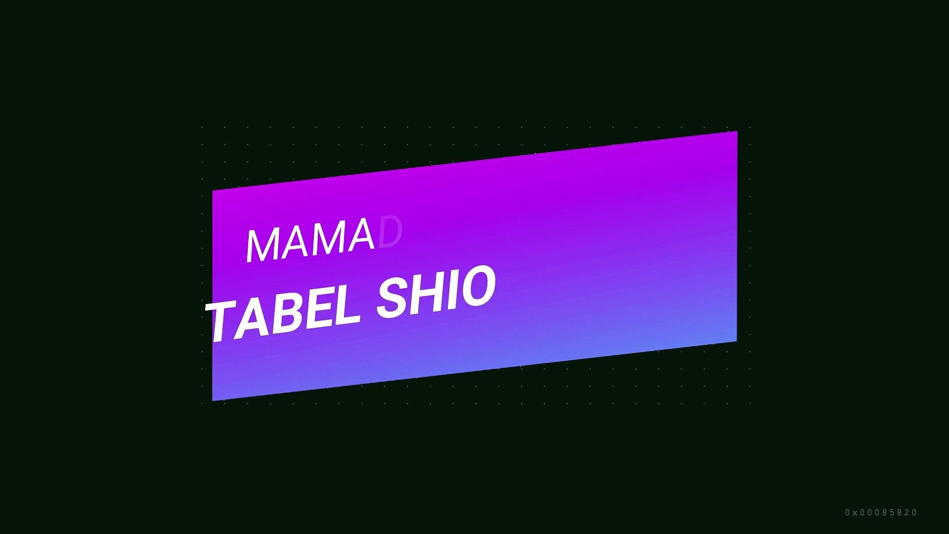 Tabel Shio Terbaru | Mamadewa