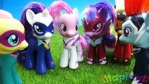 Мой маленький пони Могучие пони из Китая об�