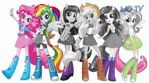 9000 My Little Pony Coloring Book Mlp Eg Free