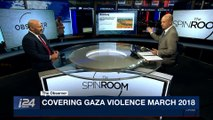 THE SPIN ROOM | One-on-one with Bloomberg Israel Bureau Chief | Tuesday, May 8th 2018