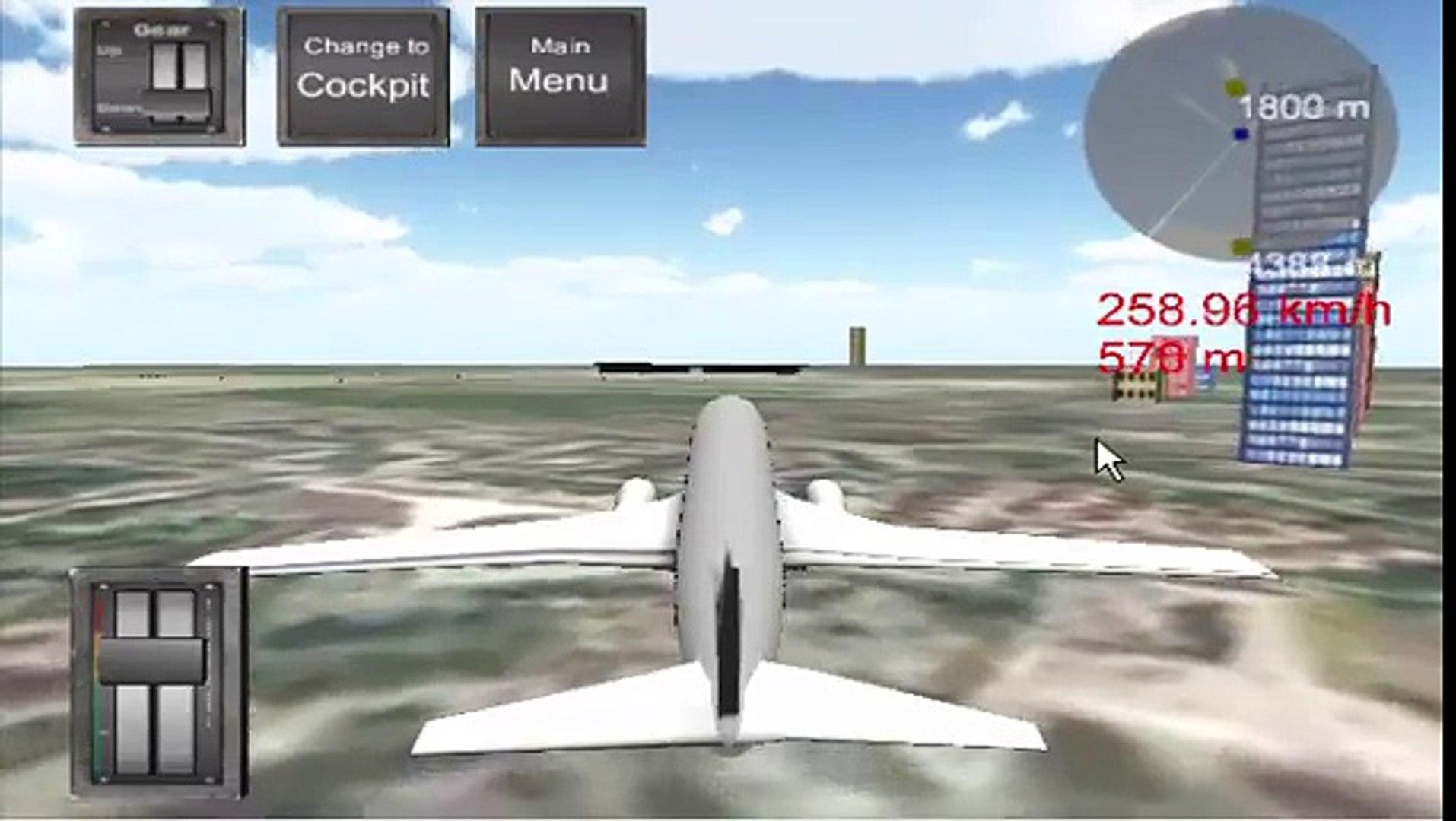 Realistic free flight simulator online free -Boeing 737-400