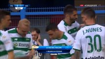 0-1 Michał Nalepa Goal Poland  Ekstraklasa - 08.05.2018 Piast Gliwice 0-1 Lechia Gdansk