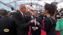 Manu Payet revient sur sa prestation aux César - Cannes 2018