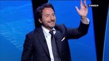 Edouard Baer introduit la cérémonie d'ouverture - Cannes 2018