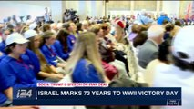 THE RUNDOWN | Israel marks 73 years to WWII Victory Day | Tuesday, May 8th 2018