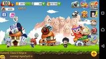 ABISIN GOLD !! / Ninja Heroes / Heroes Legend Reborn Android
