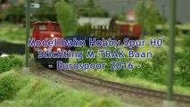 Modelleisenbahn in Spur H0 vom Modell-Eisenbahn-Club M-TRAK Baan - Ein Video von Pennula zum Thema Modellbahnanlage und Modelleisenbahnausstellung