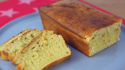 Recette de Cake léger au yaourt WeightWatchers ! (3sp)