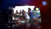 Existe preocupación en pescadores de Santa Elena por un barco que fue incendiado por piratas