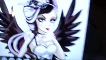 Creating DUCHESS SWAN in her swan form - Ever After High Duchess Swan