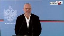 Report TV - Dibër, Rama: Nesër prezantohet projekti për Rrugën e Arbrit