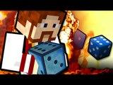 Minecraft  DADOS DA SORTE!! - DADOS DE LUCKY BLOCK?! ÉPICO!!