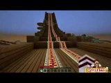 Minecraft: MONTANHA RUSSA AQUÁTICA?! :O (The Splash Roller Coaster)