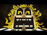 Minecraft: BEETLE JUICE ROLLER COASTER - MONTANHA RUSSA SUPER ÉPICA!!