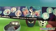 Reine des neiges Poupées gigognes russes Oeufs surprise Frozen Nesting Dolls