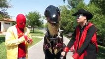 Power Rangers la parodia / Manito y Maskarin