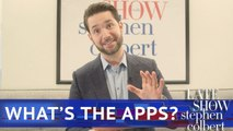 """What's The Apps?"" With Alexis Ohanian"