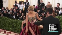 Blake Lively Models on the Met Gala Red Carpet | E! Live from the Red Carpet