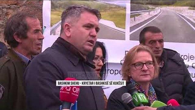Investimet gjermane në Kukës, rrugë dhe ujësjellës - Top Channel Albania - News - Lajme