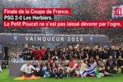 PSG 2-0 Les Herbiers