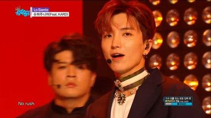 【TVPP】Super Junior -'Lo Siento' ,슈퍼주니어-'Lo Siento' @Showmusiccore