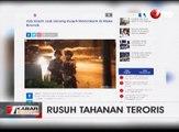 ISIS Klaim Dalangi Kerusuhan di Rutan Teroris Mako Brimob