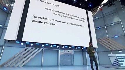 Google'ın Yapay Zekası Kuaförden Randevu Aldı