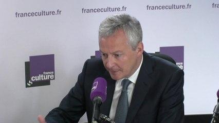 Vidéo de Bruno Le Maire