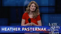 Heather Pasternak Performs Stand Up