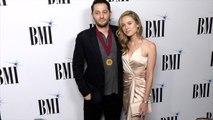 Ian Kirkpatrick and Linda Lind 66th Annual BMI Pop Awards Red Carpet