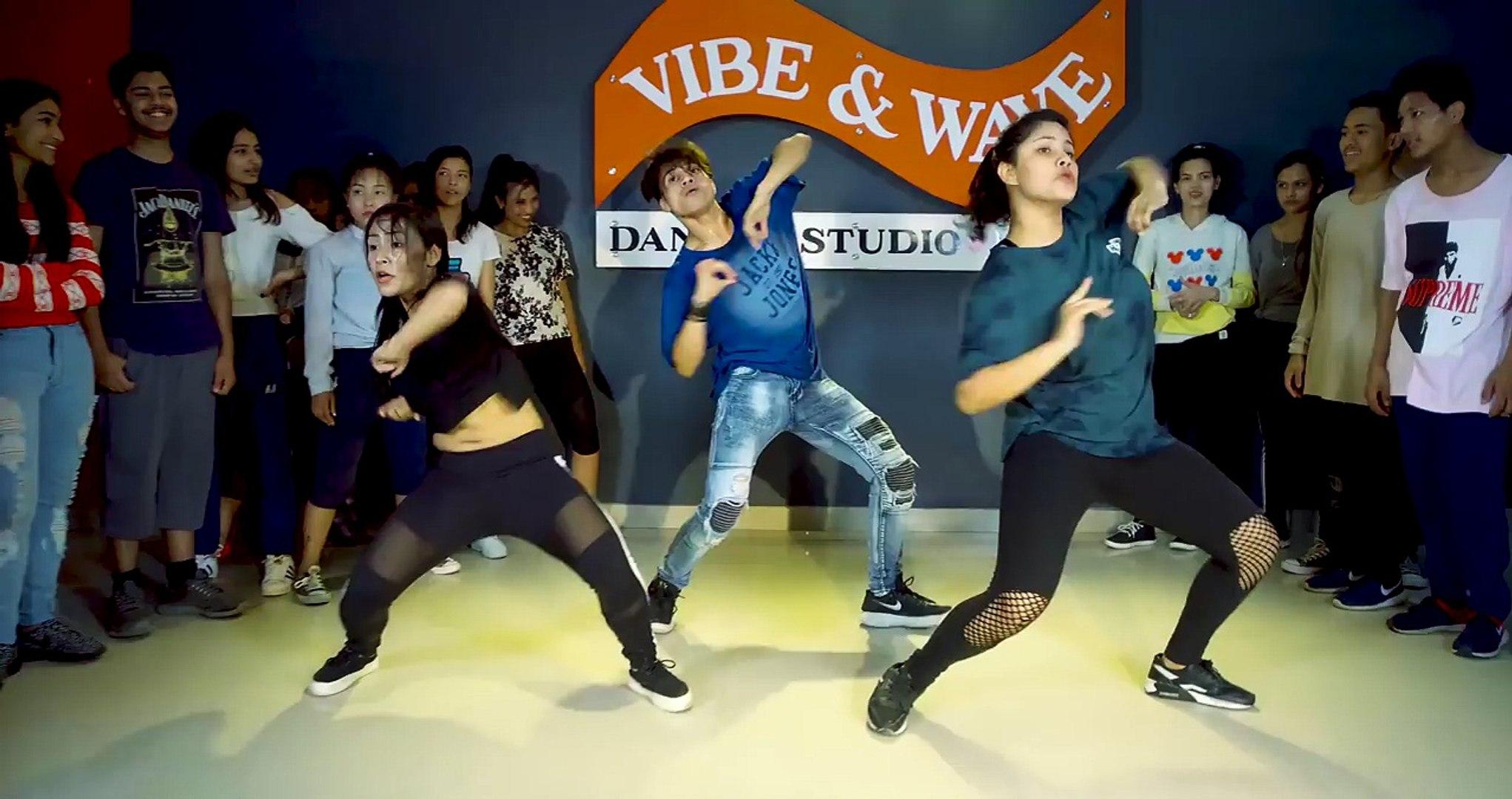 Anabel Alonso Hot 'dame tu cosita' el chombo - dance - choreographyrahul shah
