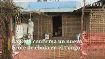La OMS confirma un nuevo brote de ébola en la República Democrática del Congo