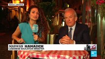 Special Coverage: The FRANCE 24 Debate, live from Beirut