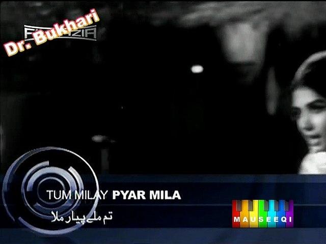 Apnay Pehlu Mein Meray Dil Ko - Noor Jehan & Munir Hussain - Music Nashad - Film Tum Milay Pyar Mila