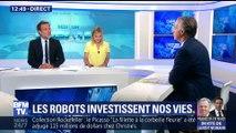 Quand les robots prennent place dans nos vies quotidiennes !