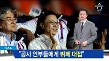 """이명희 출국금지…18개 의혹에 """"억울하다…아니다"""""""