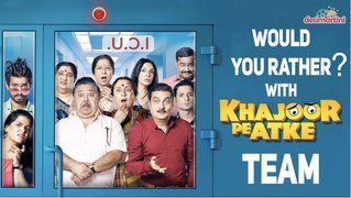 Khajoor Pe Atke Round With Vinay Pathak, Manoj Pahwa and Harsh Chhaya