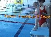 Doveli su bebu od 20 mjeseci na bazen i pustili je samu! Prizor će vas ostaviti bez daha!