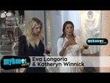 Οι χολλυγουντιανές σταρ Eva Longoria και Katheryn Winnick βολτάρουν στην Μύκονο με το ποτό στο χέρι!