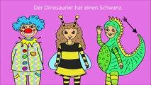 Karneval: 30 Kostüme für Kinder - Deutsch lernen - Learn German: Carnival Costumes