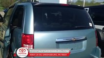 Used Chrysler Town and Country Greensburg PA | Chrysler Town and Counrty Dealership Greensburg, PA