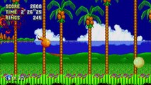 Sonic Mania Mods | 3 Sonic the Hedgehog 2 Zones (Emerald Hill, Chemical Plant, and Hilltop Zone)