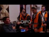 Ora News - Mjekët e Urgjencës vizita tek banorët e prekur nga përmbytjet në Fier dhe Vlorë