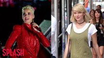 Katy Perry offers Taylor Swift an olive branch